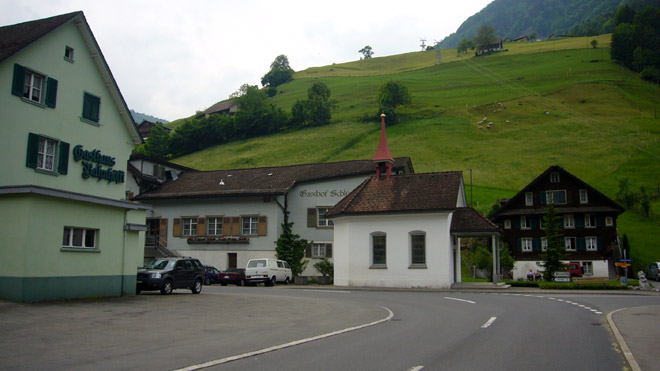 Kapelle in Dallenwil